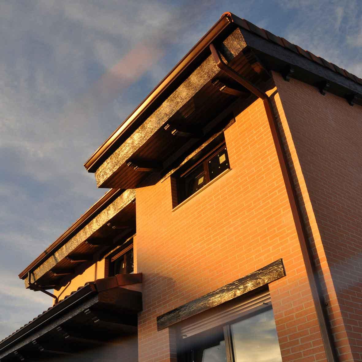 Vivienda unifamiliar en urbanizaci n el camin n - Estudio arquitectura asturias ...